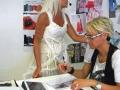 Daniela Dallavalle - Mode ist Kunst
