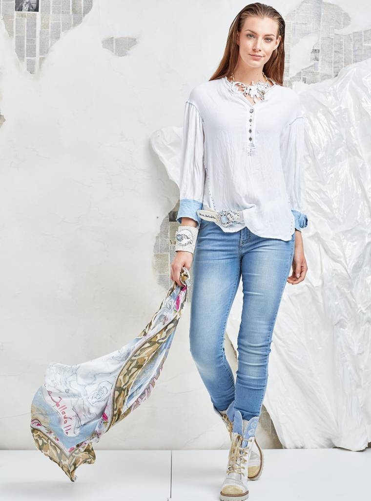 Elisa Cavaletti Shirt FS 2018