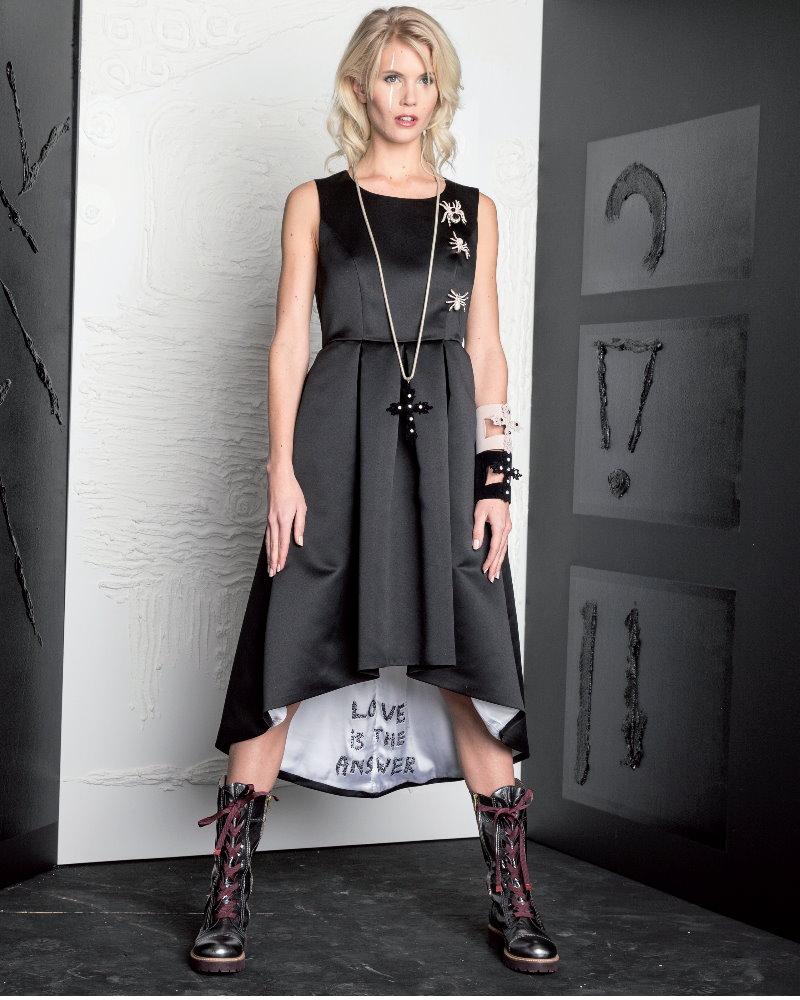 Look 16 Elisa Cavaletti Collection Winter 2017/18