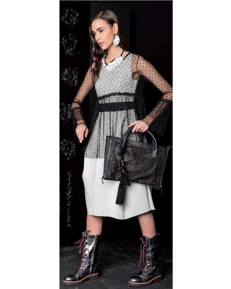 Look 46 Elisa Cavaletti Collection Winter 2017/18