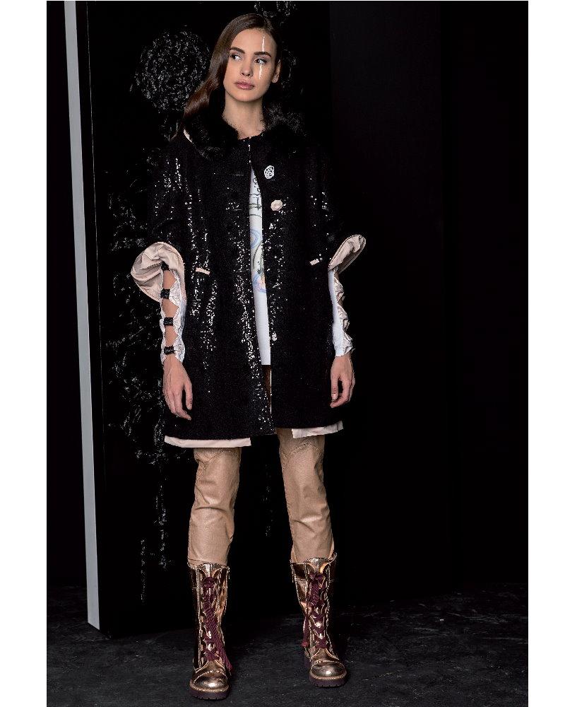 Look 57 Elisa Cavaletti Collection Winter 2017/18
