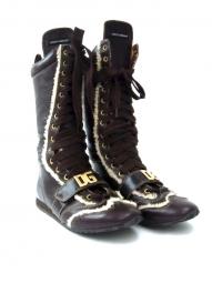 Dolce & Gabbana Stiefel D&G Designermode DG