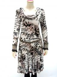Designer Kleid von dem ialienischen Label Elisa Cavaletti
