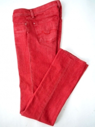7 for all mankind Farbe rot stylische Designermode