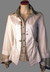 Designer Bluse von Elisa Cavaletti für den ausgewöhnlichen Geschmack