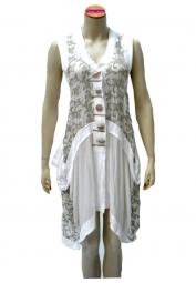 Tunika Kleid vom Designerlabel Elisa Cavaletti