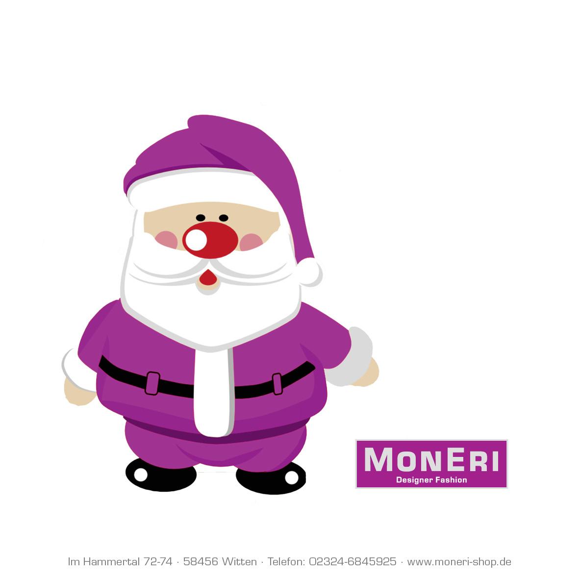 Der Nikolaus bei MonEri und Elisa Cavaletti