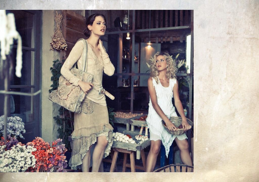 Elisa Cavaletti Kleider Taschen Blusen Sommer 2013 günstig kaufen bei MonEri