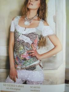 Shirt von Elisa Cavaletti gesehen bei MonEri Witten