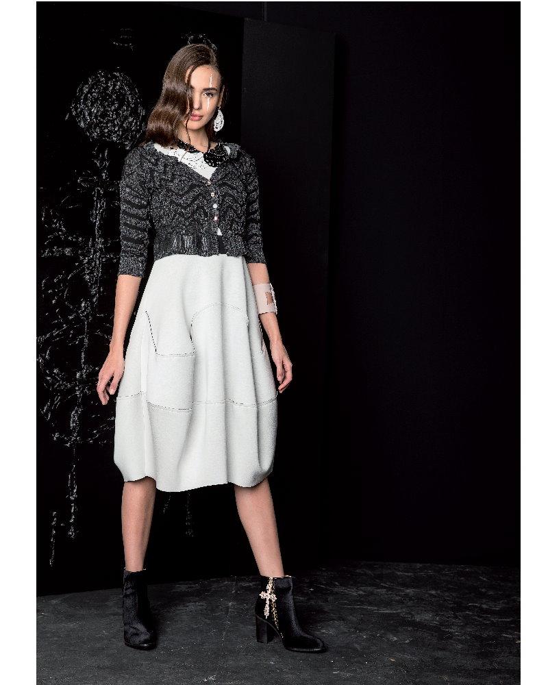 Look 47 Elisa Cavaletti Collection Winter 2017/18